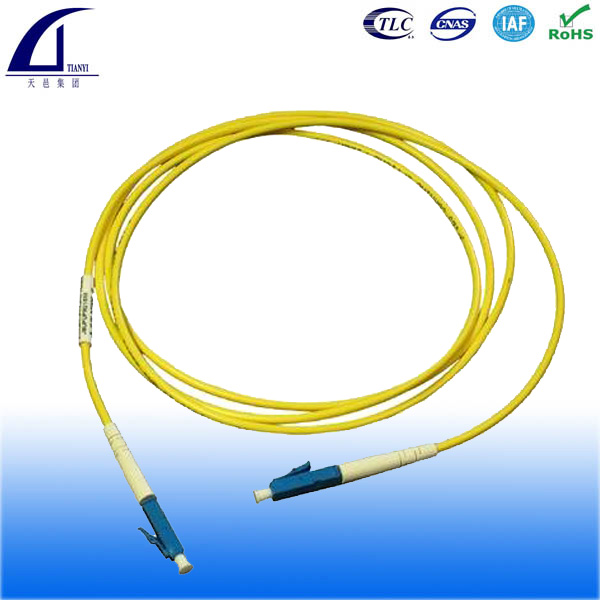 LC-LC Fibre Optic Patch Cord